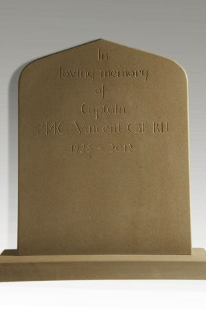 Captain P Vincent Memorial by Simon Burns-Cox