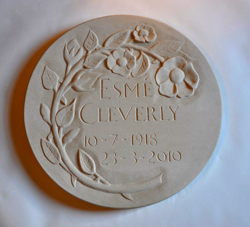 Esme Cleverly Memorial by Simon Burns-Cox