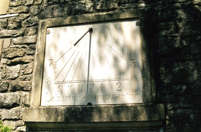 Sun Dial by Simon Burns-Cox