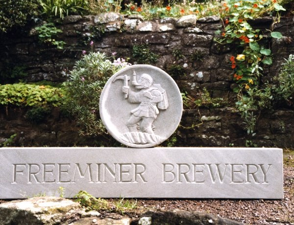 Brewery Sign by Simon Burns-Cox