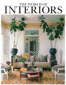 The World of Interiors and Simon Burns-Cox